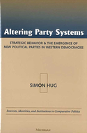 Book cover for 'Altering Party Systems'