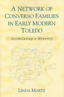 Cover image for 'A Network of Converso Families in Early Modern Toledo'