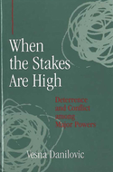 Book cover for 'When the Stakes are High'