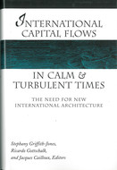 Book cover for 'International Capital Flows in Calm and Turbulent Times'