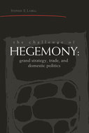 Book cover for 'The Challenge of Hegemony'