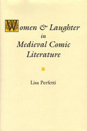 Cover image for 'Women and Laughter in Medieval Comic Literature'