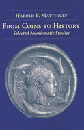 Book cover for 'From Coins to History'