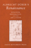 Book cover for 'Albrecht Durer's Renaissance'