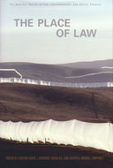 Book cover for 'The Place of Law'