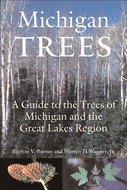 Book cover for 'Michigan Trees, Revised and Updated'