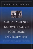 Cover image for 'Social Science Knowledge and Economic Development'
