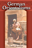 Book cover for 'German Orientalisms'
