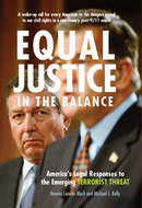 Book cover for 'Equal Justice in the Balance'