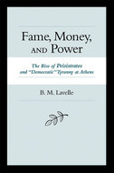 Book cover for 'Fame, Money, and Power'