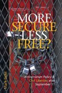 Cover image for 'More Secure, Less Free?'