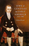 Cover image for 'Jews and Gentiles in Early America'
