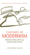 Cover image for 'Cultures of Modernism'