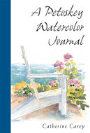 Cover image for 'A Petoskey Watercolor Journal'