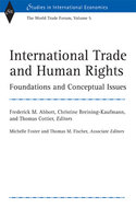 Cover image for 'International Trade and Human Rights'