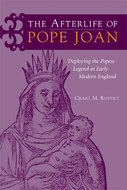Cover image for 'The Afterlife of Pope Joan'