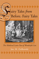 Cover image for 'Fairy Tales from Before Fairy Tales'