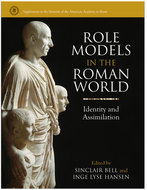 Cover image for 'Role Models in the Roman World'