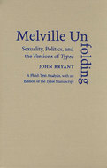 Cover image for 'Melville Unfolding'