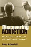 Cover image for 'Discovering Addiction'
