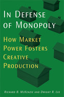 Cover image for 'In Defense of Monopoly'