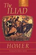 Cover image for 'The Iliad'