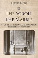 Cover image for 'The Scroll and the Marble'