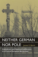 Book cover for 'Neither German nor Pole'