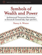 Book cover for 'Symbols of Wealth and Power'