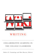 """Wiki Writing: Collaborative Learning in the College Classroom"" icon"