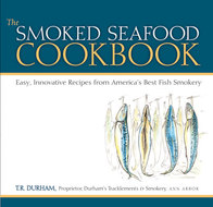 Cover image for 'The Smoked Seafood Cookbook'