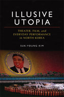 Book cover for 'Illusive Utopia'