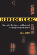 Cover image for 'Murder Scenes'