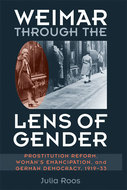 Cover image for 'Weimar through the Lens of Gender'