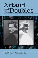 Book cover for 'Artaud and His Doubles'