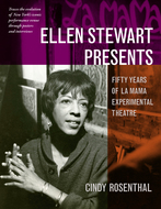 Book cover for 'Ellen Stewart Presents'