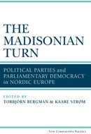 Book cover for 'The Madisonian Turn'