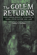 Book cover for 'The Golem Returns'