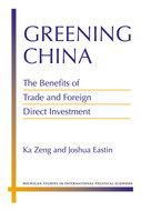 Book cover for 'Greening China'