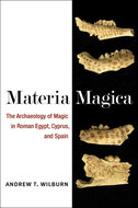 Book cover for 'Materia Magica'