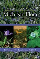 Book cover for 'Field Manual of Michigan Flora'