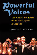 Book cover for 'Powerful Voices'