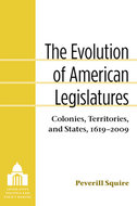 Cover image for 'The Evolution of American Legislatures'