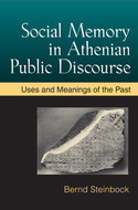 Book cover for 'Social Memory in Athenian Public Discourse'