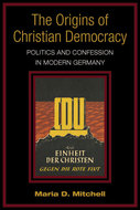 Book cover for 'The Origins of Christian Democracy'