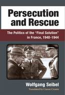 Book cover for 'Persecution and Rescue'