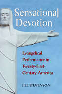 Book cover for 'Sensational Devotion'