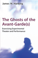 Book cover for 'The Ghosts of the Avant-Garde(s)'