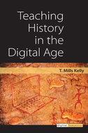 Book cover for 'Teaching History in the Digital Age'