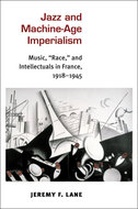 Cover image for 'Jazz and Machine-Age Imperialism'